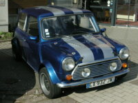 Mini 1380 cc 1