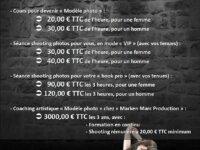 MARKEN MARC PRODUCTION : pour les Artistes musicau 2