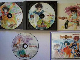 [VDS] [PS1] Tales Of Eternia - Import Japon