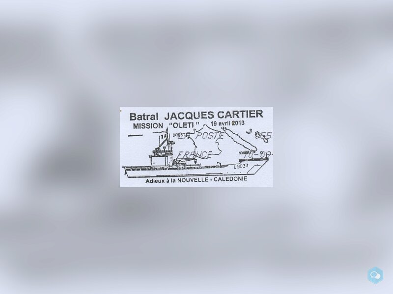 JACQUES CARTIER Batral 2