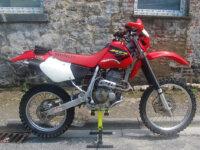 Honda XR 400R 1