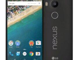 هاتف Nexus 5x noir بسعر مميز