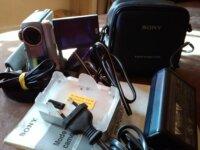 Camescope SONY 3