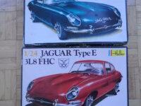 anciens kit 1/24 de voiture heller a vendre 4