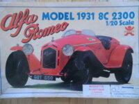 anciens kit 1/24 de voiture heller a vendre 6