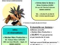 #Cours de #zouk à #Amiens 1