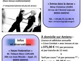 #Cours de #CrossCombat à #Amiens
