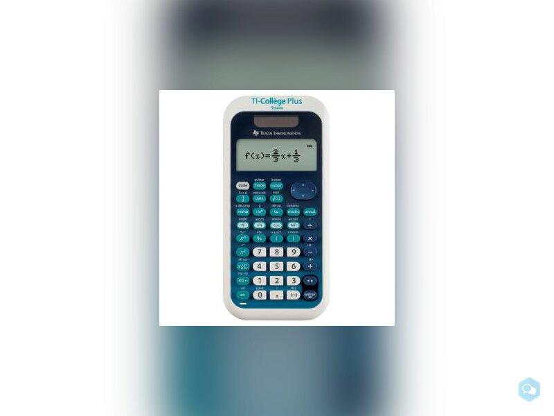 Don calculatrice collège TI 1