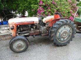 Vends tracteur