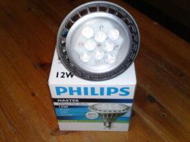 Ampoules PAR30 Philips à LEDs 12W