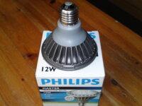 Ampoules PAR30 Philips à LEDs 12W  2