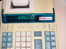 Calcolatrice Aoba