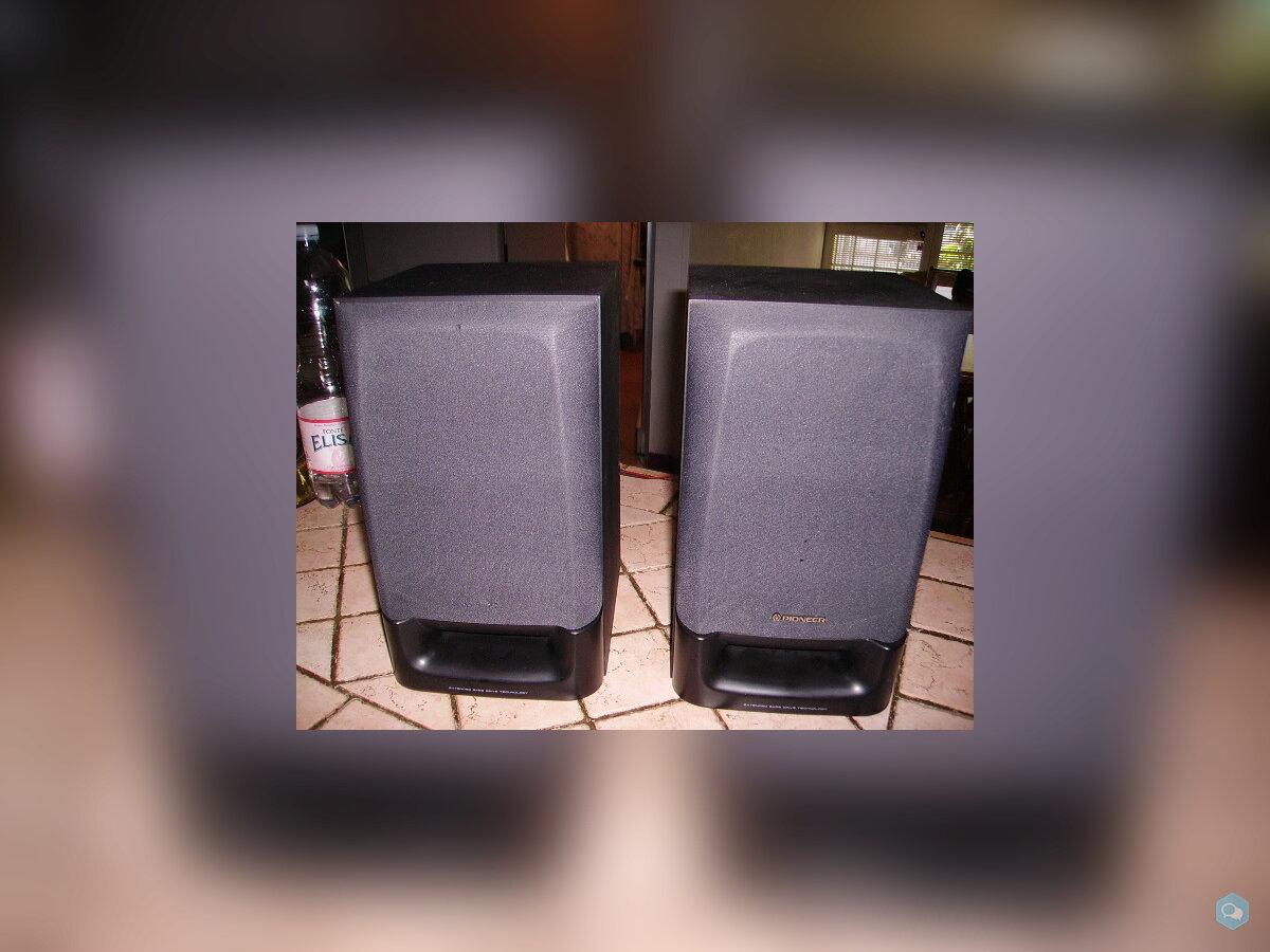 Casse acustiche Pioneer 2