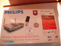 Modem-Wireless Philips 3