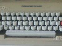 Macchina per scrivere vintage Olivetti Lettera 35 2