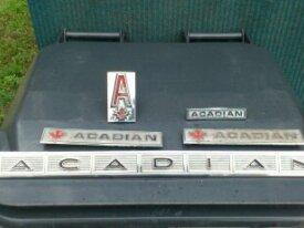 acadian pieces