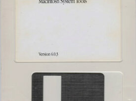 """Copie de système 6.05 floppy 3.5"""""""