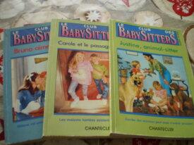 Collection le club des  baby sitter (15 livres)