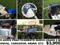 VENDO VARIOS DETECTORES DE METALES Y ACCESORIOS 6
