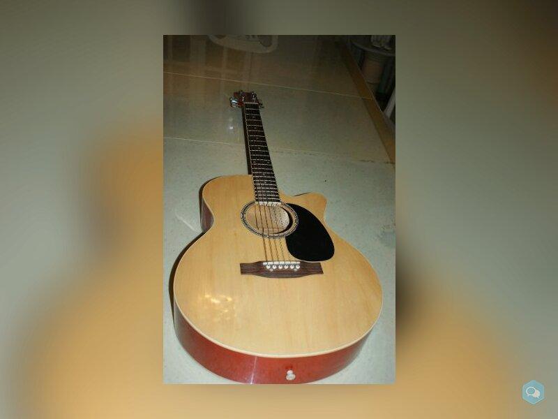 Guitarra Acústica Fretmaster 1