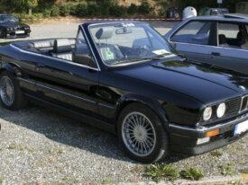 BMW 320 CABRIO 1990 iscritto ASI