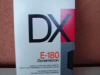 Cassette vhs  Sony 180 1
