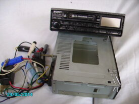 Autoradio mangianastri Sony XR5800 rds