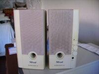 Casse acustiche Amplificate Trust  1