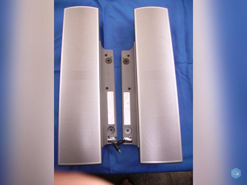 Casse acustiche Sharp  1