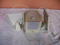Casse acustiche ultrapiatte Amplificate 1