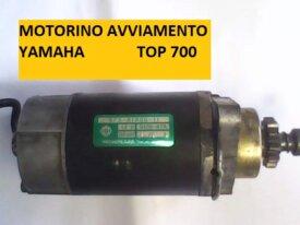 Ricambi yamaha top 700 usati