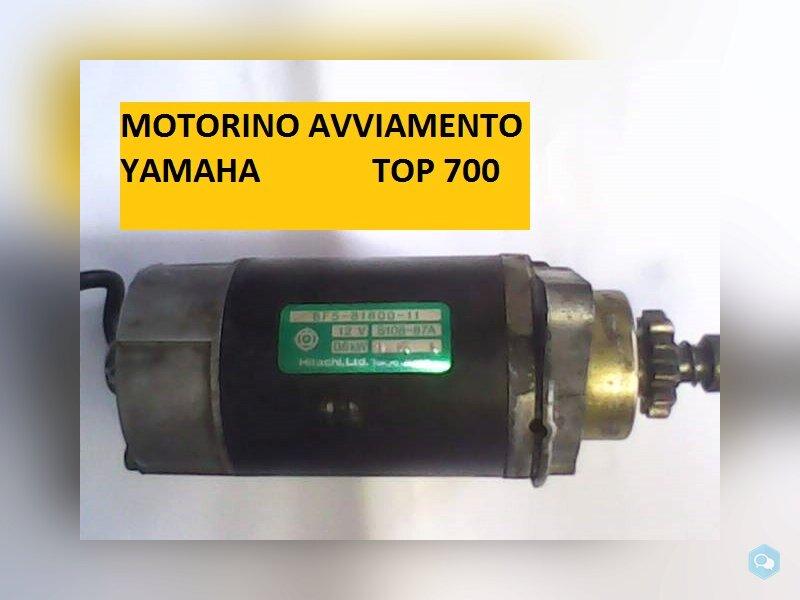 Ricambi yamaha top 700 usati 1