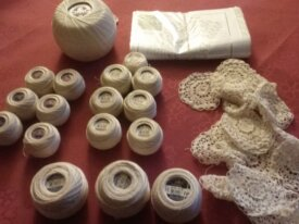 DMC fil crochet