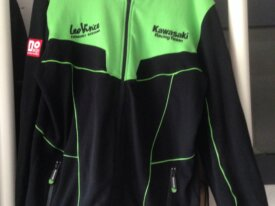 Felpa Kawasaki Racing Team  Tg  XL