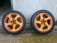 Jantes 996 Turbo 1
