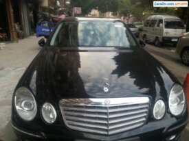 سيارة مرسيدس للبيع بحالة ممتاز جداً  موديل 2012