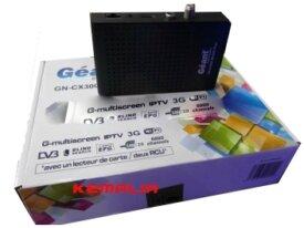 Geant cx300 mini HD plus + 15 Mois Gshare