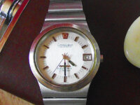 Sold 1972 Omega Constellation F300 8