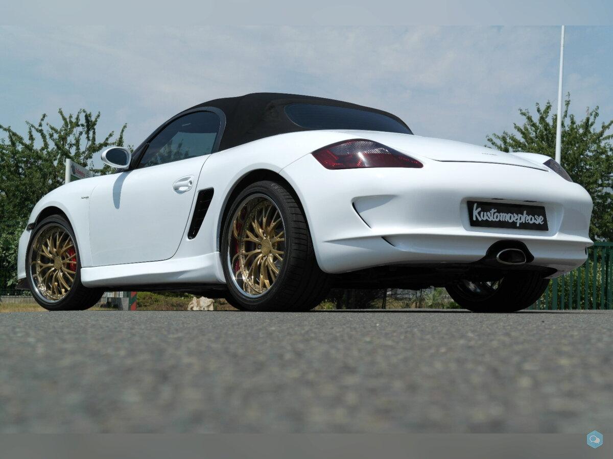 KIT Porsche boxster / Cayman 987 look GT3 2