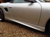 KIT carrosserie Porsche boxster 986 look GT3 4