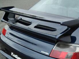 Aileron porsche 996 GT3 LOOK