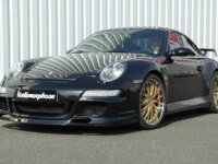 Kit carrosserie Porsche 997 look GT3 1