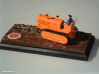 Vends Miniature Tracteur LICORNE 4