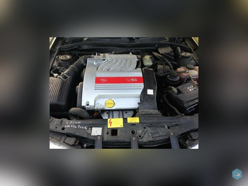 calibra V6 auto 3