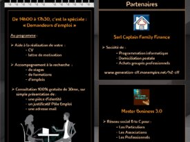 #Accompagnement #Stage #Formation #Emploi