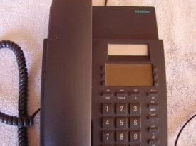 Telefono Siemense
