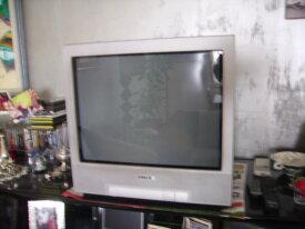 Televisore Sony 22 pollici con telecomando e decod