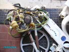 Ricambi lavatrice Candy Activasmart12