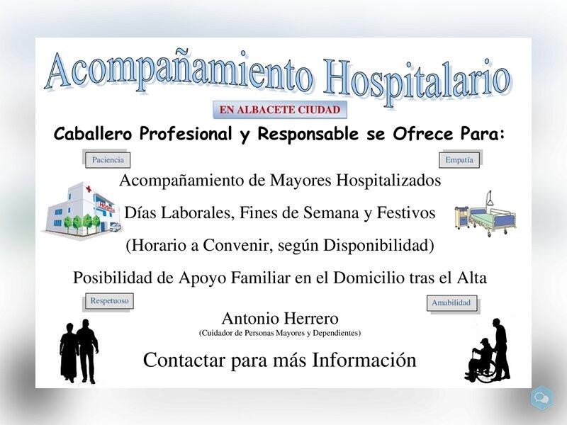 Acompañamiento Hospitalario de Personas Mayores 1