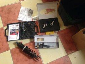accessoires MT09